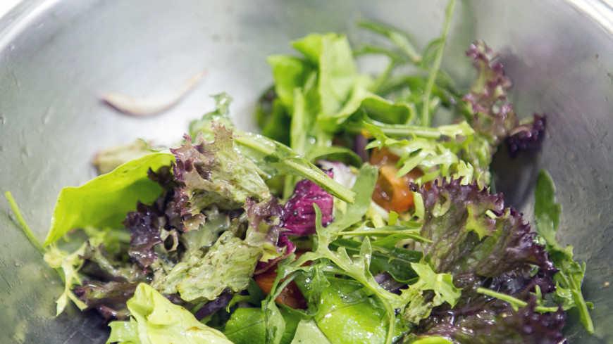 Салат из свежего цикория тормозит развитие слабоумия