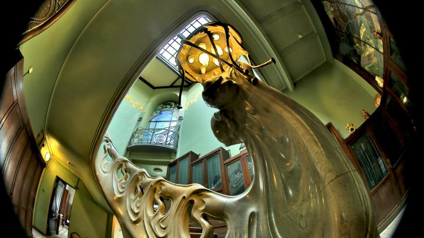 Особняк Рябушинского в Москве: от подводного царства к звездам