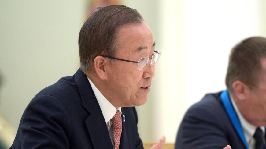Пан Ги Мун сможет участвовать в президентских выборах