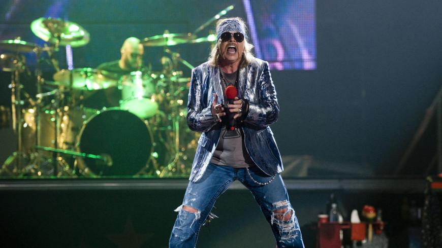 Заработались музыканты Guns N' Roses забыли где дают концерт