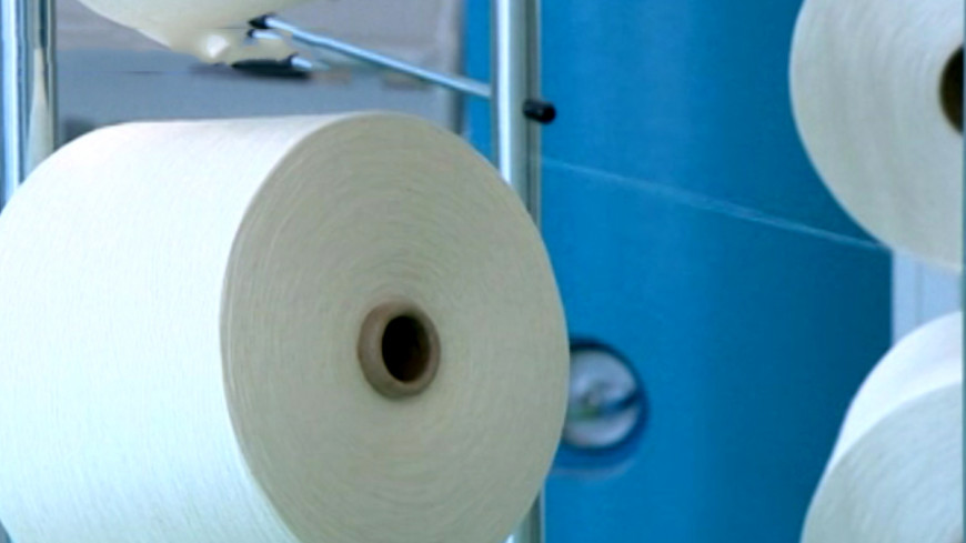 Миллионы в экономику: в Кыргызстане открыли текстильную фабрику