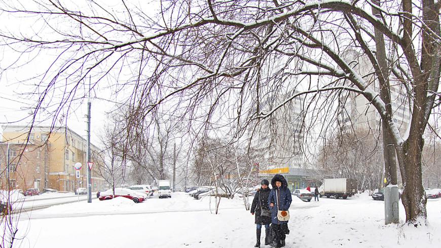 «Оранжевый» мороз: Молдову настигли смертельные холода