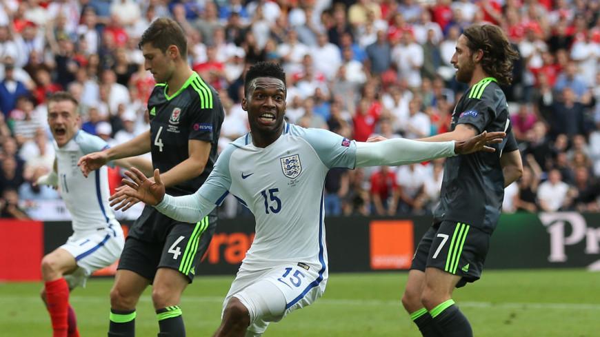 Англия одержала первую волевую победу на Евро