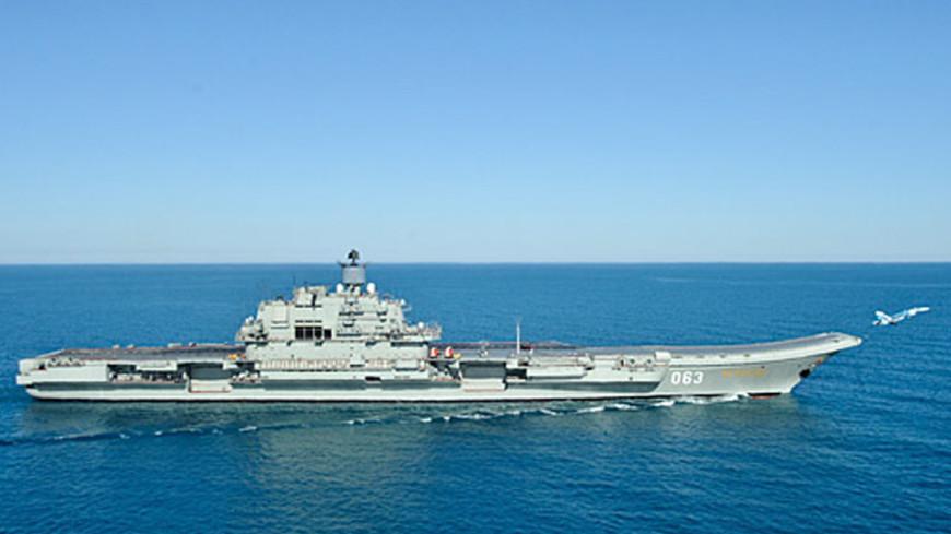Авиация «Адмирала Кузнецова» шокировала норвежских военных