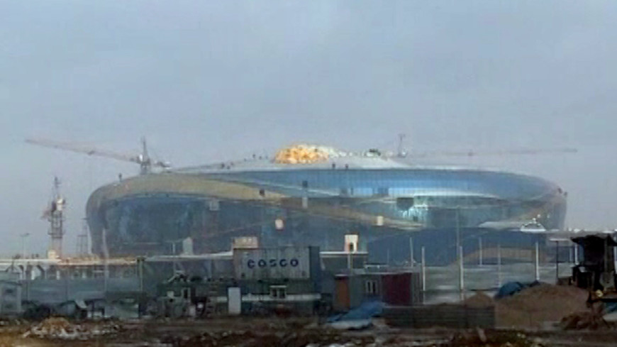 Как Алматы готовится к Универсиаде-2017