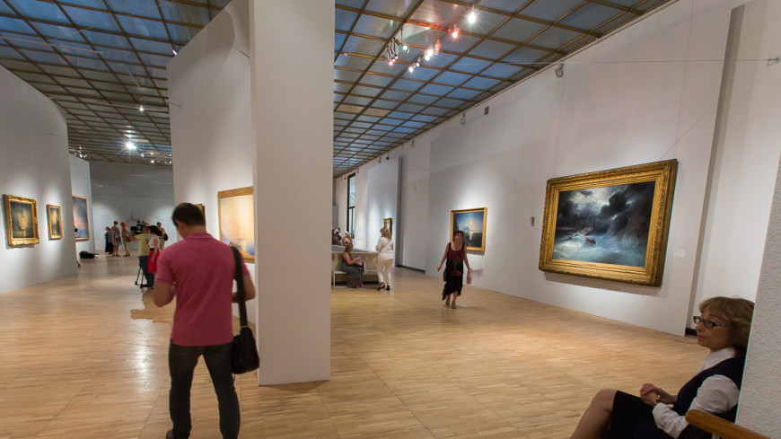 Украденную из России картину Шишкина «Лес. Ели» нашли в Беларуси