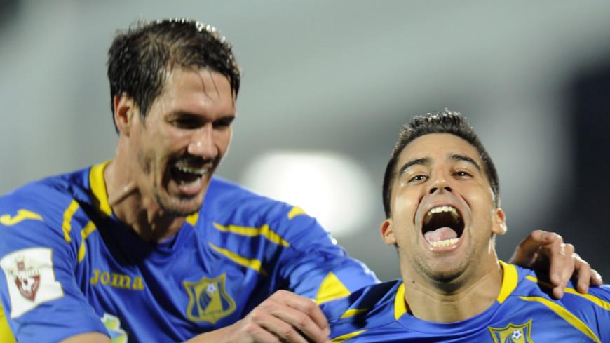 «Ростов» впервые в истории стал участником Лиги чемпионов
