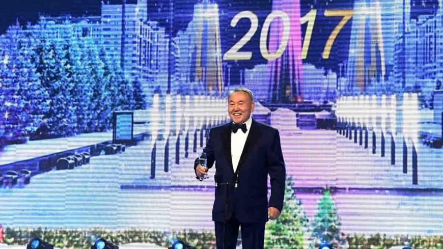 Назарбаев: Благотворительность - традиция казахстанского народа