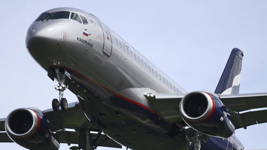 Бельгийский перевозчик заинтересовался тремя SSJ-100