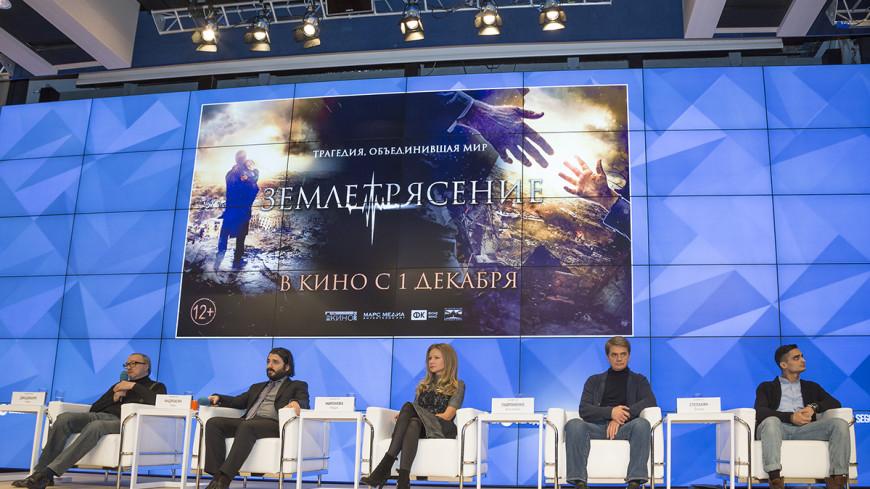 Мария Миронова о «Землетрясении»: Эту историю мог снять только армянин