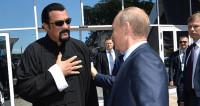 Сигал: Я привязался к России, как к родной стране