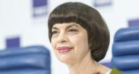 Мирей Матье отмечает 70-летний юбилей