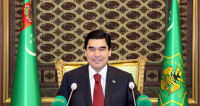 Президент Туркменистана посетит саммит СНГ в Минске