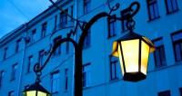 На мостах Москвы установят винтажные фонари