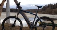 Воры пытались продать краденый велосипед полицейскому в форме