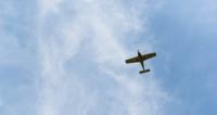 Два легкомоторных самолета столкнулись в небе над США