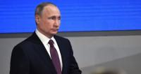 Путин выразил соболезнования семьям погибших при крушении Ту-154