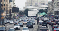 На дорогах Москвы заменят 300 км отбойников