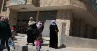 В Сирии разбомбили лагерь беженцев
