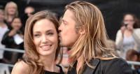 Анджелина Джоли и Брэд Питт воссоединились