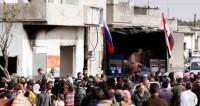 Гуманитарная операция России в Алеппо: новая схватка с ИГ