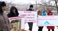Стройка раздора: скандал вокруг дома в Кишиневе дошел до президента
