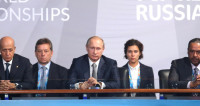 Путин объявил ЧМ по водным видам спорта открытым