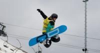 В Азербайджане растет популярность сноуборда