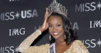 Титул «Мисс США» завоевала военнослужащая из Вашингтона