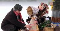 Традиции Беларуси: зимние забавы и съедобные коты