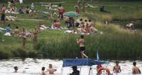Роспотребнадзор запретил купаться в Серебряном бору