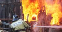 Три ребенка сгорели в частном доме в Новоалтайске
