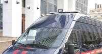 В СК рассказали подробности инцидента с машиной ведомства