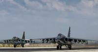 Российская авиация разбомбила в Сирии бензовозы боевиков