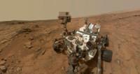 Curiosity впервые получил образцы марсианской пыли