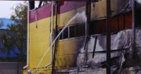 Пожар на складах в подмосковных Химках локализован