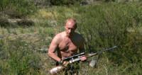 Фото обнаженного Путина покорили жителей Японии