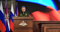 Шойгу на встрече с Путиным: Операция по выводу боевиков из Алеппо завершена