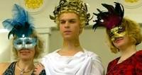 Минчан на Старый Новый год пригласили на бал в духе Древней Греции