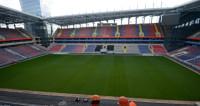 В Москве построили новую арену ЦСКА
