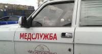 В Иваново маршрутка с пассажирами протаранила бетонную стену
