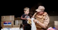 Россия доставила жителям Алеппо 15 тонн гуманитарной помощи