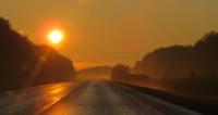 Дефекты дорожного покрытия в Новом Уренгое устраняют кипячением