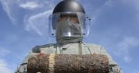 У Курчатовского института нашли снаряд времен войны