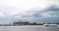 Петербуржцы помогут достроить «Зенит-Арену»