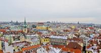 На крыше дома, построенного дедушкой президента Чехии, развели коз