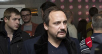 В Баку поклонники Стаса Михайлова устроили флешмоб