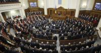 Спикер Рады не исключил полную «перезагрузку» кабмина и парламента
