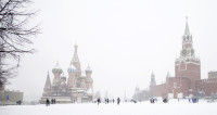 В Москве во вторник ожидается плюсовая температура