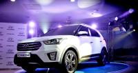 В Hyundai раскрыли комплектации нового кроссовера Creta